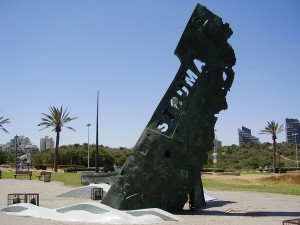 STRUMA_monument_in_Ashdod