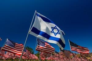 IsraelUSFlags