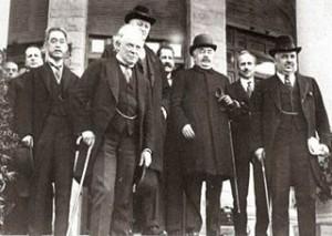 Конференция в Сан-Ремо