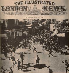 арабское восстание 1936-1939 годов