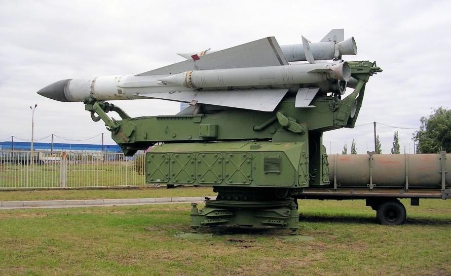Несколько слов о сегодняшней бомбардировке Израилем сирийской батареи СА-200.